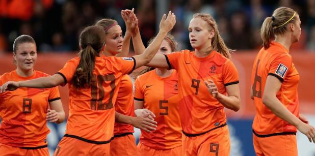 14/10 Selectie Leeuwinnen voor play-offs
