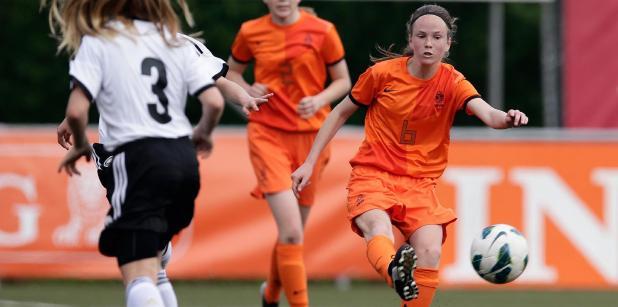 03/07 Onder 16 in finale Nordic Cup