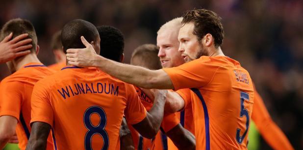 23/12 Oranje 22ste op FIFA-ranking