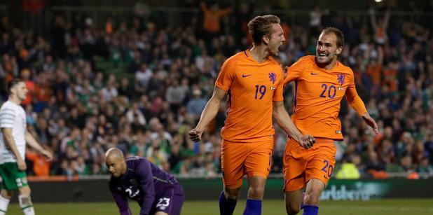 28/05 VIDEO: Ierland-Nederland 1-1