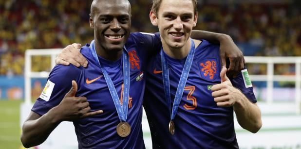 03/09 VIDEO: 'Nieuwe' Oranje-verdedigers