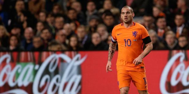 27/05 Sneijder reist niet naar Oranje